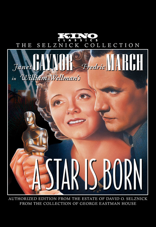 1937 A Star Is Born movie poster