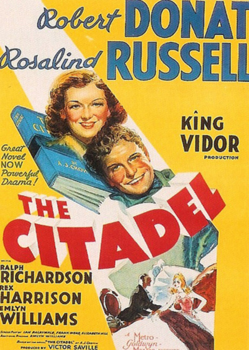 1938 The Citadel movie poster
