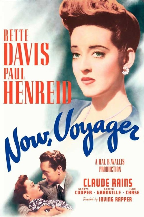 1942 Now, Voyager movie poster
