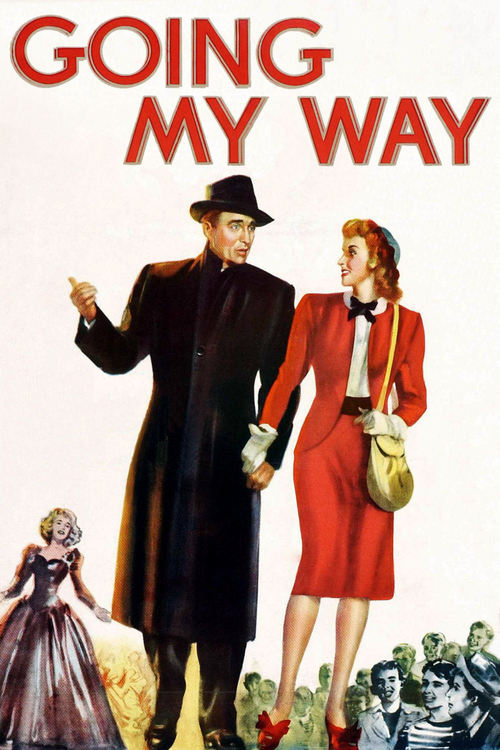 1944 Going My Way movie poster