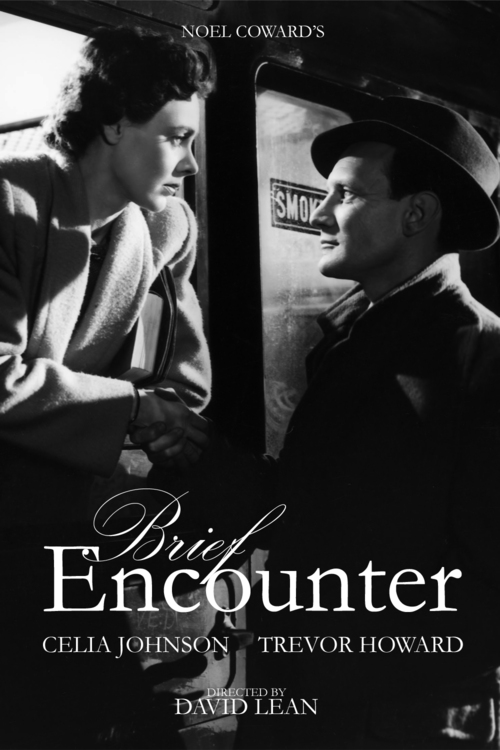 1945 Brief Encounter movie poster
