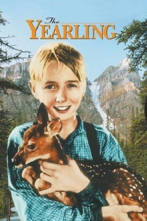 1947 The Yearling movie poster