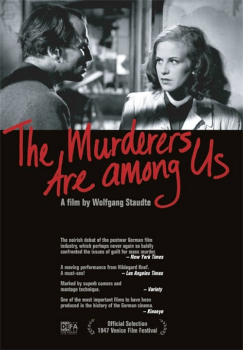The Murderers Are Among Us Poster