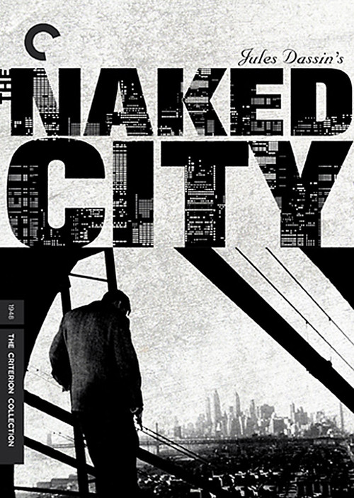 1948 The Naked City movie poster