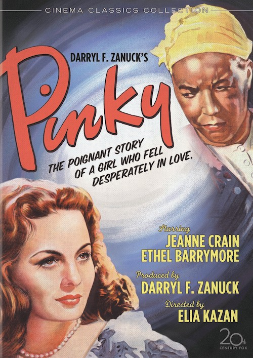 1949 Pinky movie poster