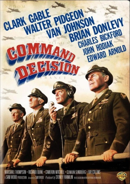 Command Decision Poster