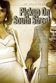 Pick Up On South Street Poster