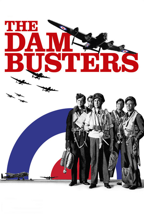 The Dam Busters Poster