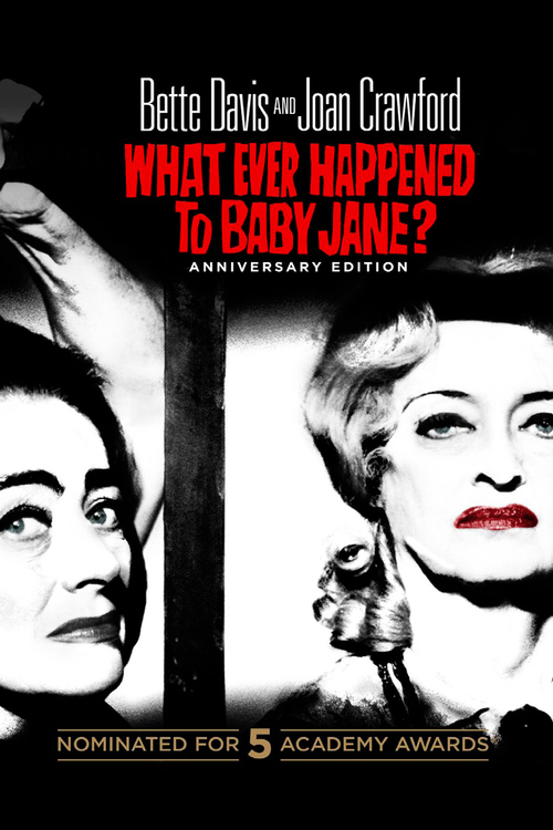 Whatever Happened to Baby Jane? Poster