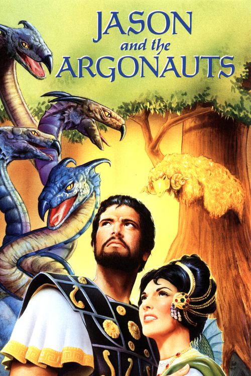 Jason and the Argonauts Poster