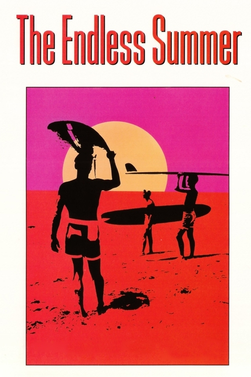 1966 The Endless Summer movie poster
