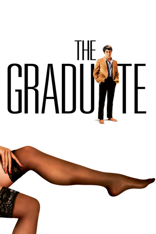 1967 The Graduate movie poster
