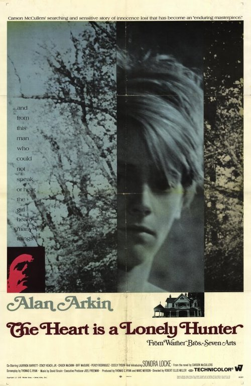 The Heart Is a Lonely Hunter Poster