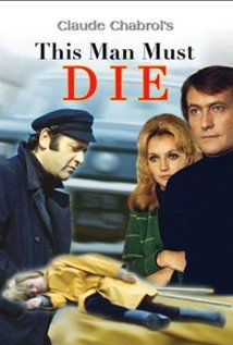 1969 This Man Must Die movie poster