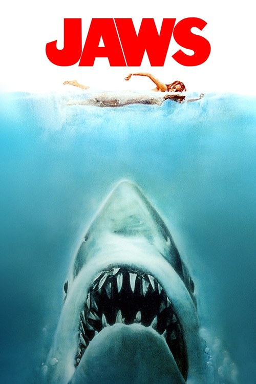 1975 Jaws movie poster