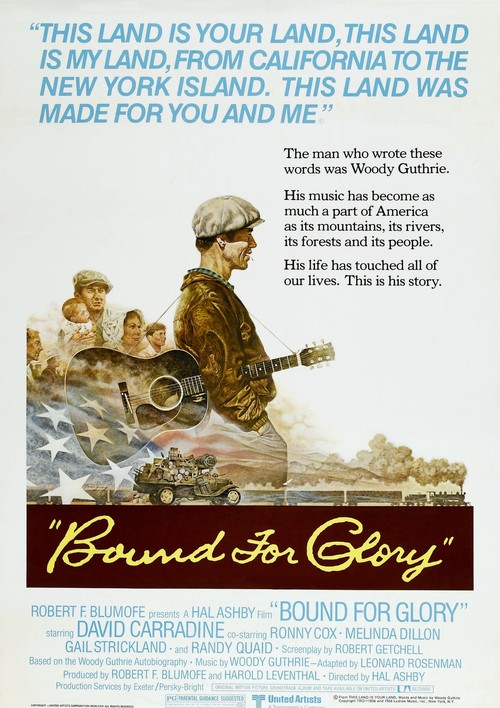 Bound for Glory Poster