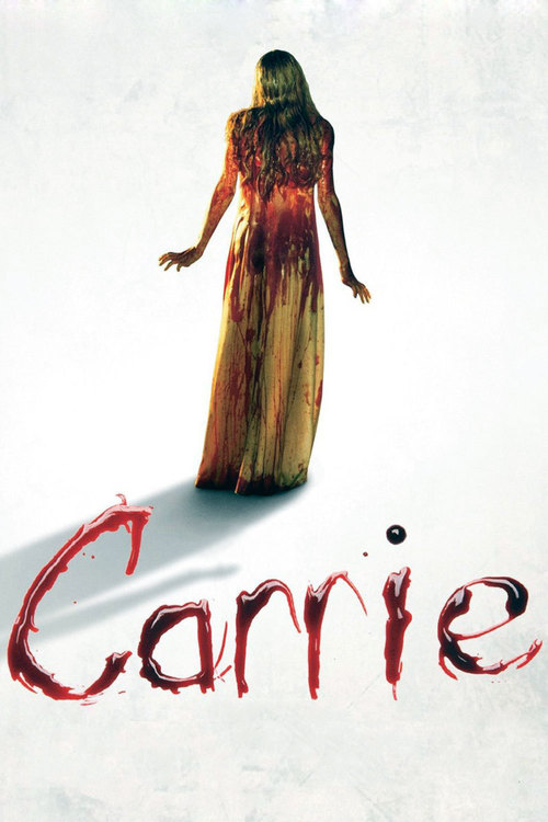 1976 Carrie movie poster