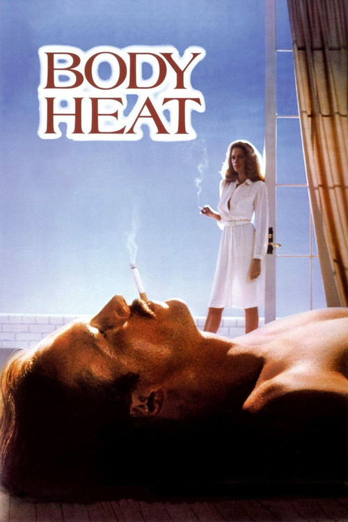 1981 Body Heat movie poster