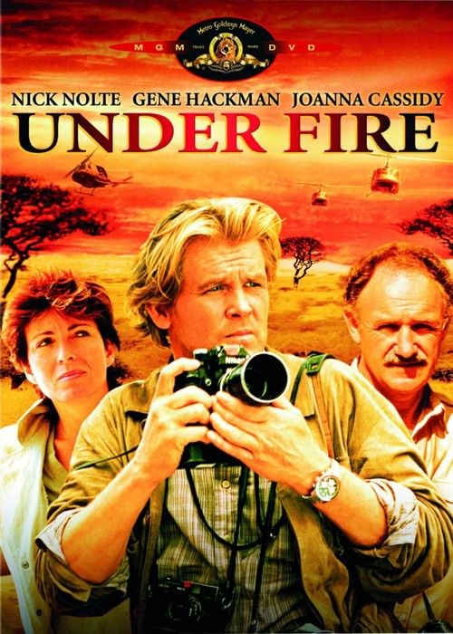 Under Fire Poster