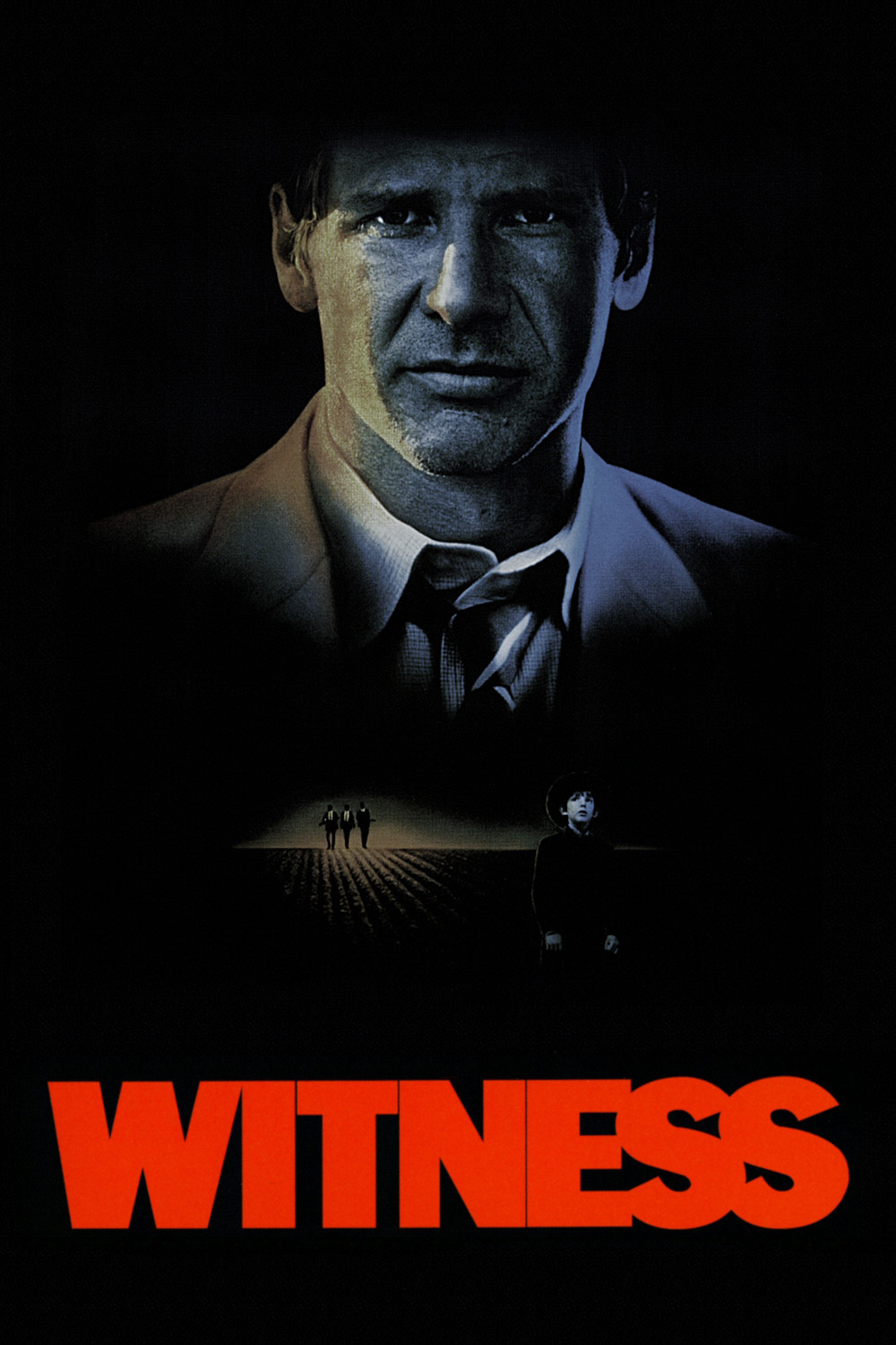 1985 Witness movie poster