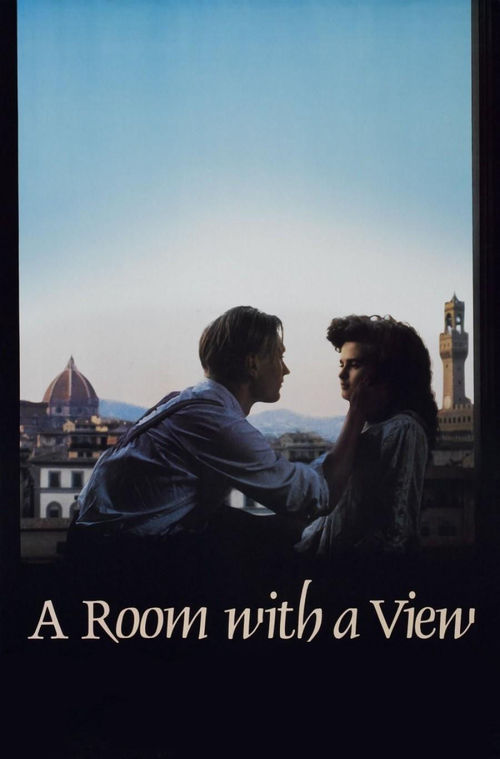 1985 A Room with a View movie poster