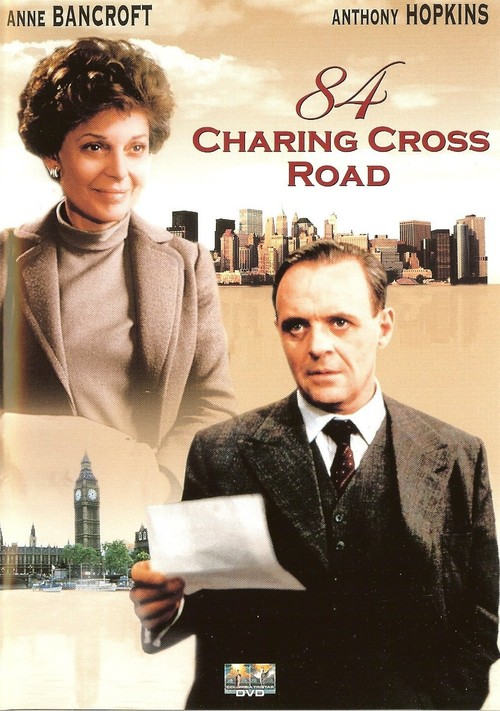 1987 84 Charing Cross Road movie poster