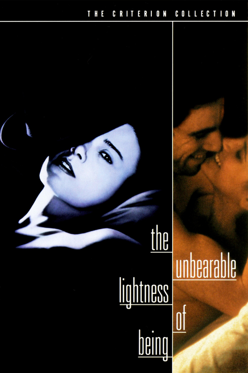 The Unbearable Lightness of Being Poster
