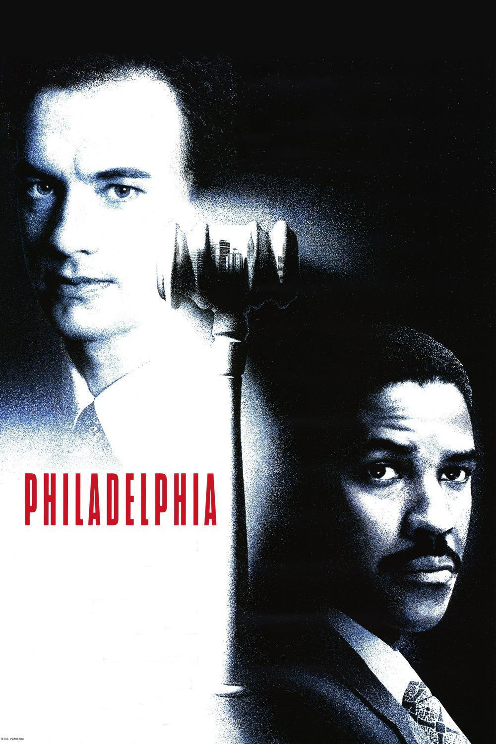 1993 Philadelphia movie poster