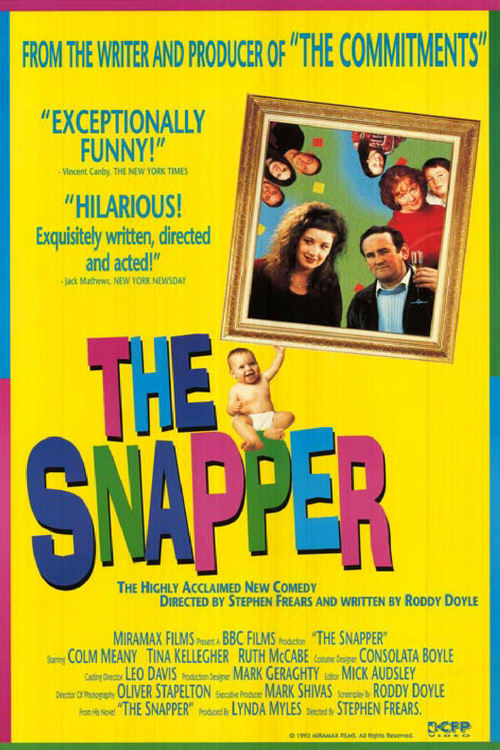 The Snapper Poster