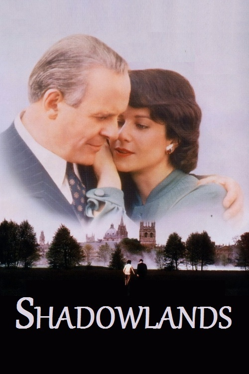 1993 Shadowlands movie poster
