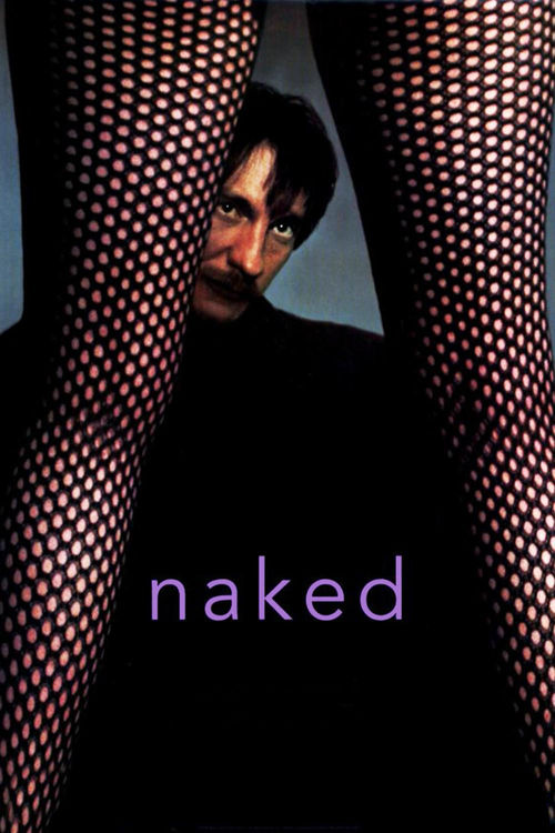 1993 Naked movie poster