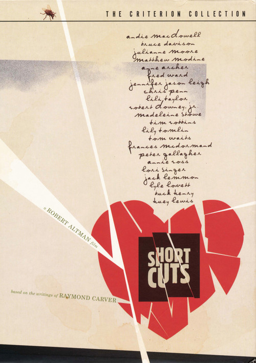 1993 Short Cuts movie poster