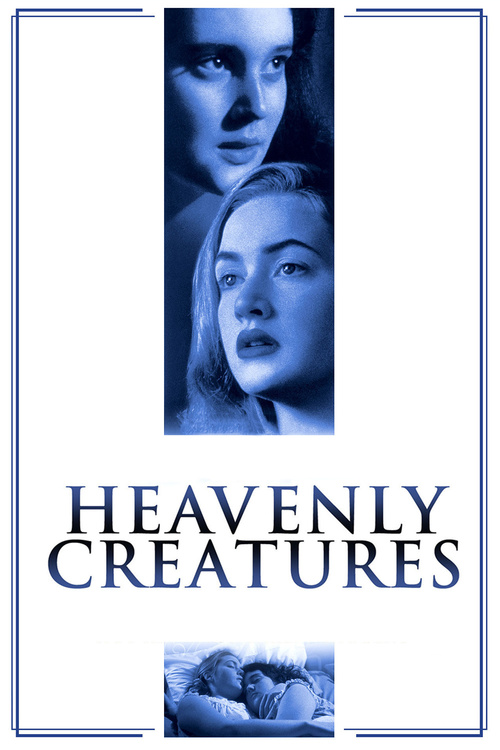 1994 Heavenly Creatures movie poster