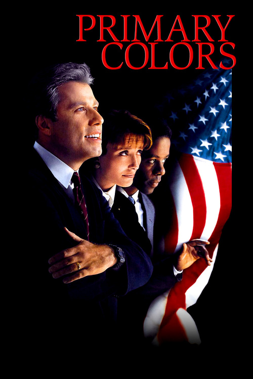 1998 Primary Colors movie poster