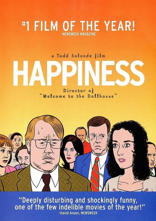 1998 Happiness movie poster