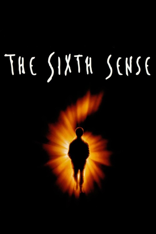 1999 The Sixth Sense movie poster