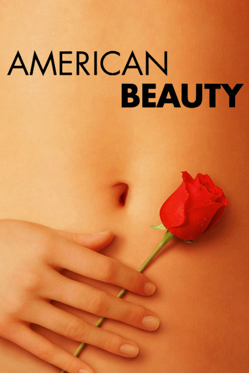1999 American Beauty movie poster