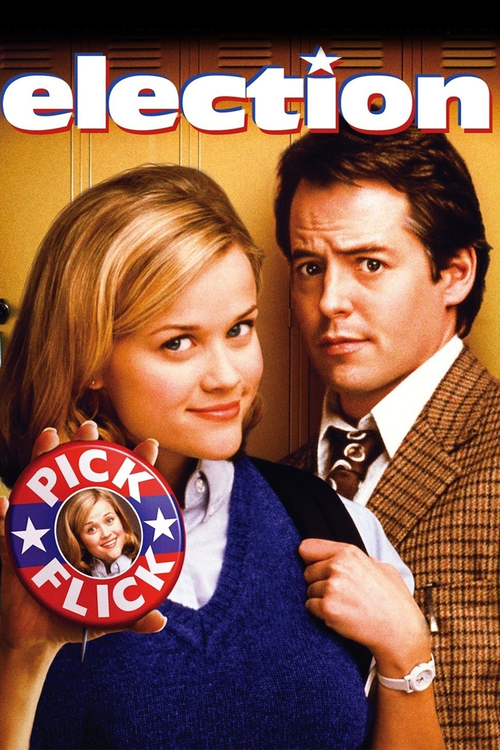 1999 Election movie poster