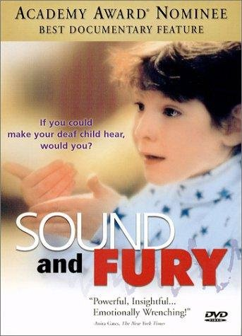 Sound and Fury Poster