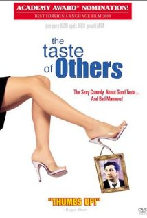 2000 The Taste of Others movie poster