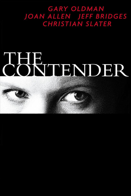 2000 The Contender movie poster