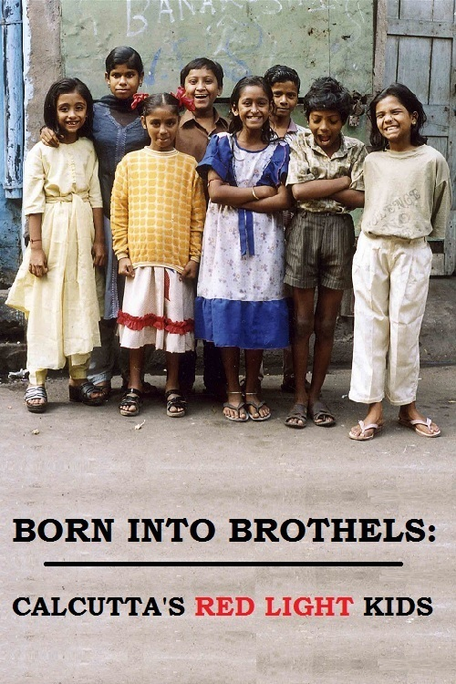 Born Into Brothels Poster