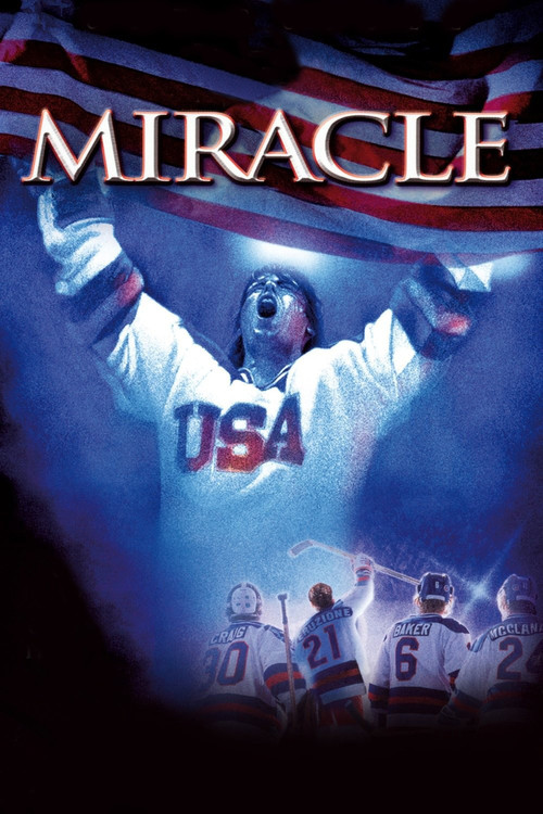 2004 Miracle movie poster