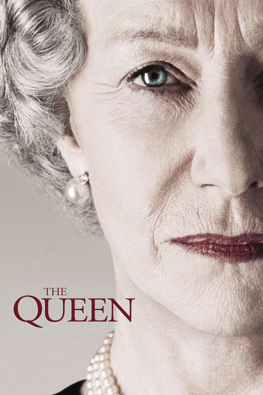 2006 The Queen movie poster