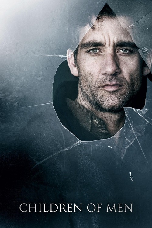 2006 Children of Men movie poster