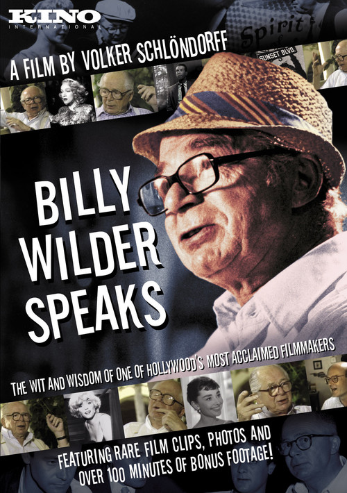 2006 Billy Wilder Speaks movie poster
