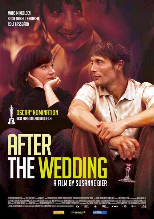 2006 After the Wedding movie poster