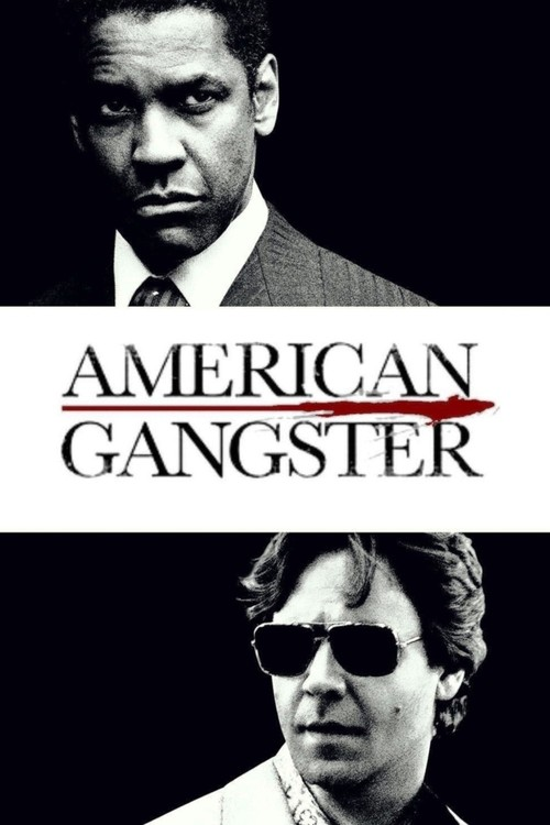 2007 American Gangster movie poster