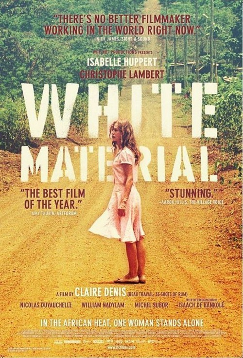 2010 White Material movie poster