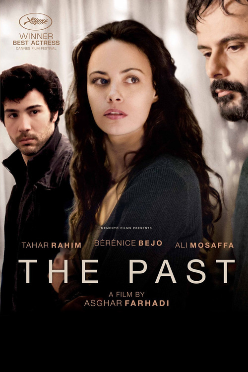 2013 The Past movie poster